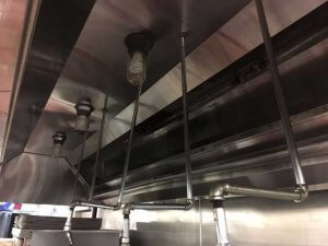 Commercial kitchen fire prevention Nashville, Tennessee