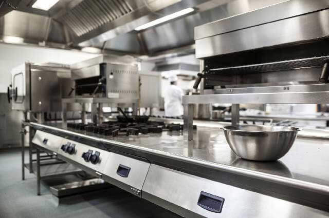 Commercial Kitchen Equipment Cleaning Nashville