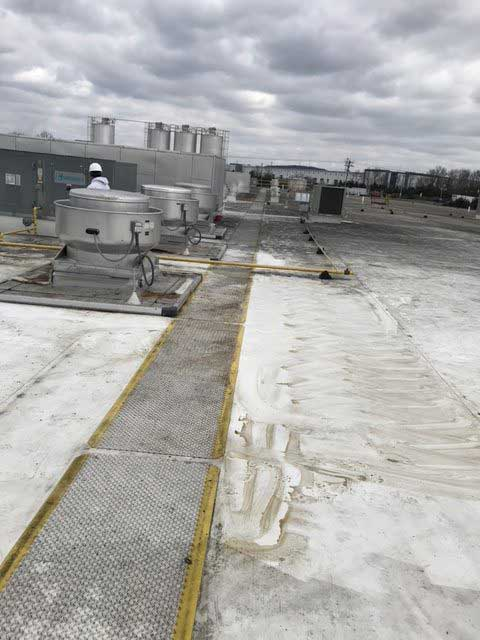 Rooftop Grease Containment Nashville